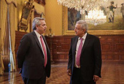 Alberto Fernández, presidente de Argentina visitará México
