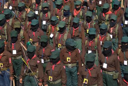 EZLN convoca a lucha global contra el capitalismo