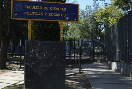 FCPyS de la UNAM se va a paro por falta de pagos
