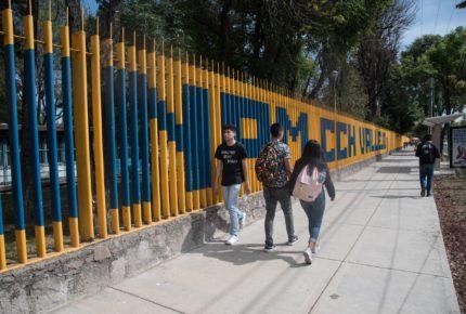 UNAM recupera instalaciones del CCH Vallejo