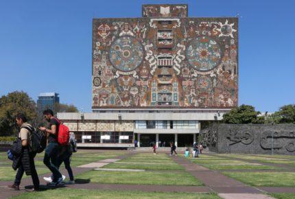Bajas de estudio en UNAM crecen 229% durante pandemia