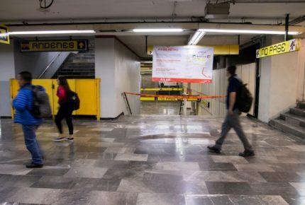 En primer día de operaciones, se reporta incidente en línea 5 del Metro