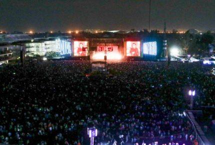 El Vive Latino vuelve en 2022