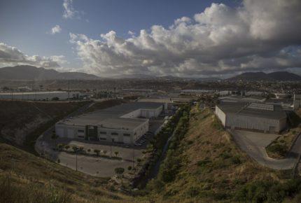 Registran incendio en planta maquiladora de Ciudad Juárez