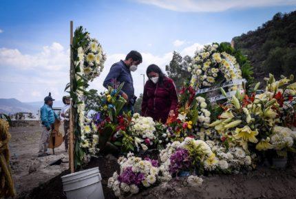 Duelo nacional de tres días por los muertos de Covid-19