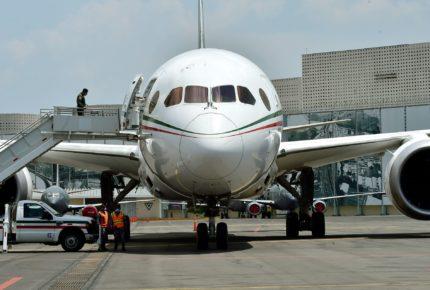 Sedena aclara misterioso vuelo del avión presidencial
