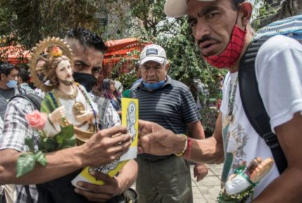 Celebraciones de San Judas Tadeo serán virtuales