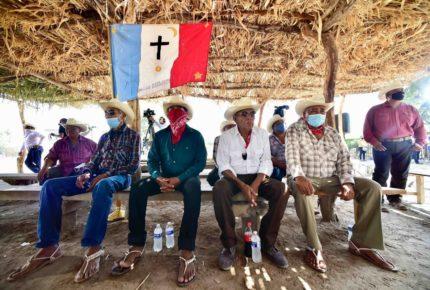Yaquis denuncian ante la CIDH la desaparición de sus compañeros