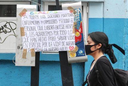 México, entre los países que menos pruebas de Covid aplica
