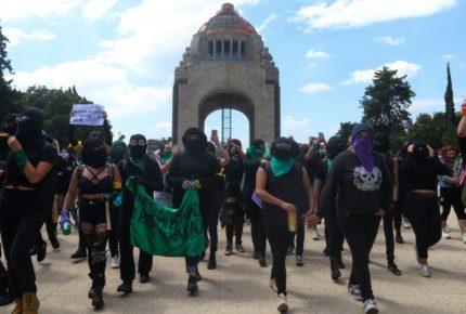 Feministas marcharán el próximo miércoles en la CDMX