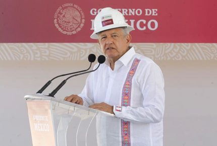 Dos Bocas se inaugurará el 1 de julio de 2022, asegura AMLO