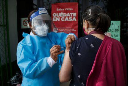 Edomex registra avance del 50% en vacunación contra la influenza