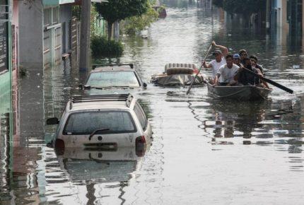 Volverá a llover en Tabasco