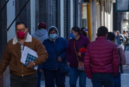 Frente Frío 17 provocará temperaturas bajas en el país
