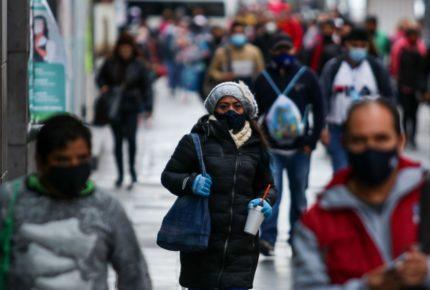 Temperatura bajas continuarán hasta marzo en CDMX