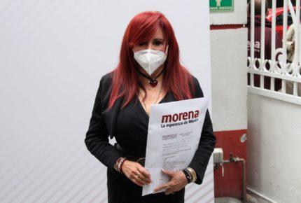 ¡Oficial! Layda Sansores, candidata de Morena para Campeche
