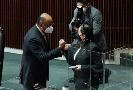 PRI: desafuero presidencial debe pasar por la Cámara de Diputados