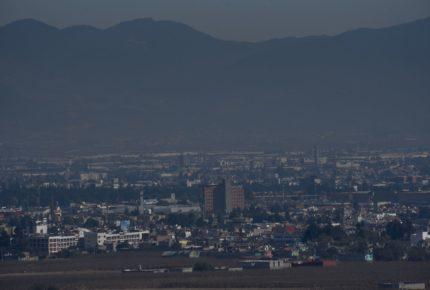Levantan contingencia ambiental en el Valle de Toluca