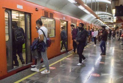 CDMX define fechas de reapertura de líneas 1, 2 y 3 del Metro