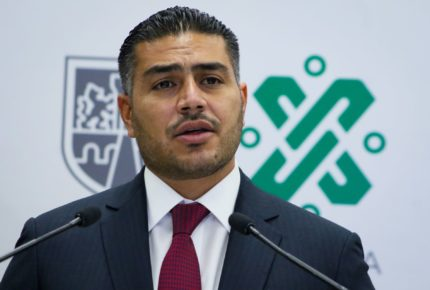 Omar García Harfuch es ingresado para someterse a cirugía