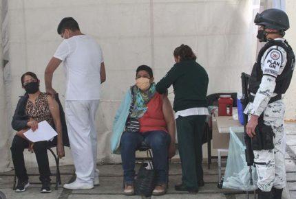 PAN presenta queja por solicitud de credenciales para vacunación