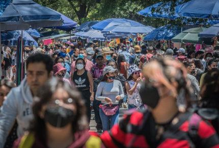 Repunte de casos de Covid-19 en México, por Semana Santa: OPS