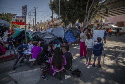 Instalará México 17 campamentos migrantes en Chiapas y Tabasco