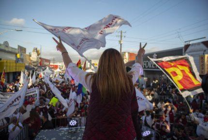 """""""Juntos Haremos Historia"""" tiene la mayoría en 119 distritos electorales"""