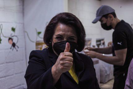 Tribunal confirma sanción contra la morenista Celia Maya
