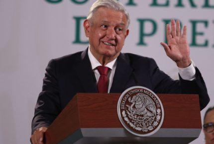INE rechaza sancionar a AMLO por conferencia del 7 de julio