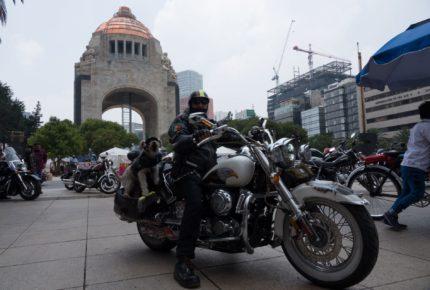 Evaluarán medidas para uso de motocicleta en CDMX