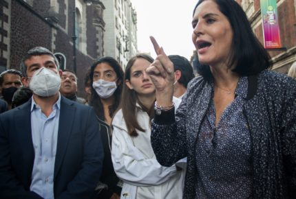 Morena señala a Lía Limón y UNACDMX de provocadores