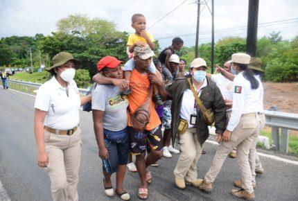 CIDH condena uso excesivo de la fuerza de México contra migrantes