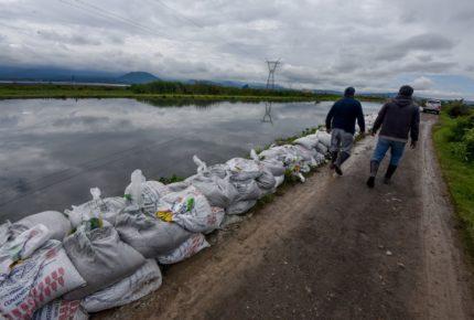 Conagua alerta de posible desbordamiento del Río Lerma
