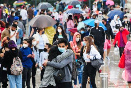 Prevén fuertes lluvias en siete estados por 'Nicholas'