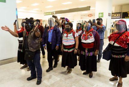Falla tour zapatista