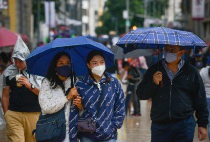 Activan Alerta Amarilla por lluvias en la CDMX