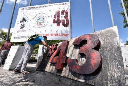 Los desesperados de Ayotzinapa