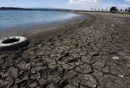 Sistema Cutzamala desciende a 44% de agua almacenada