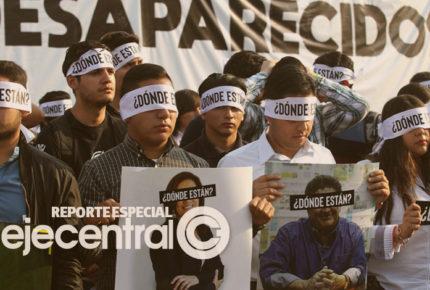 ONU pide que se aclare desaparición de activistas