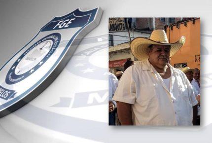Asesinan a director de Desarrollo Agrario de Yautepec, Morelos