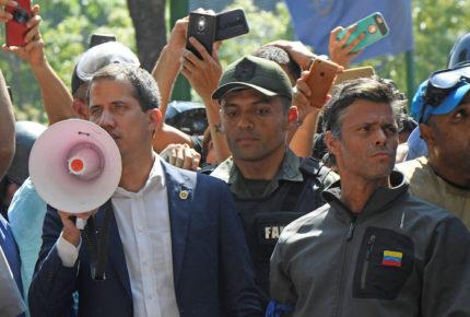 Venezuela dicta prisión a colaborador de Guiadó por 'conspiración'