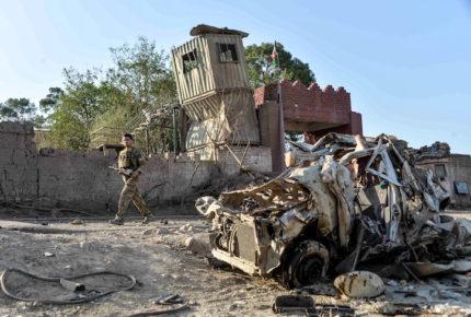 EU se disculpa por ataque con dron que mató a 10 civiles afganos