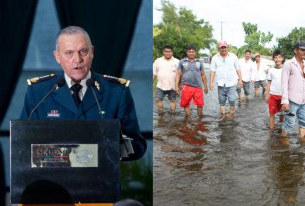 Gana en redes sociales enojo con el gobierno por Cienfuegos y Tabasco