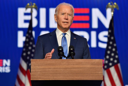 Recuento de votos en Georgia confirma victoria de Biden