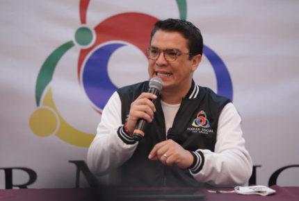 Fuerza Social por México acusa que Córdova quiere ser candidato presidencial