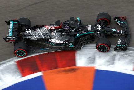 Hamilton se lleva la Pole Position en el GP de Rusia