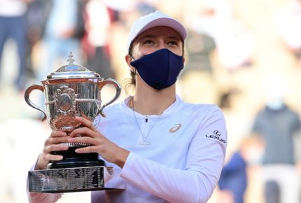 Iga Swiatek, primera polaca en ganar el Roland Garros