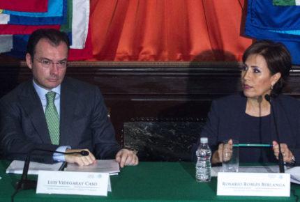Las pruebas hablarán, dice Rosario Robles
