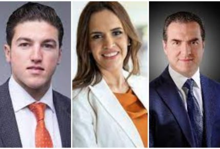 Desbanca Samuel García a Clara Luz Flores por NL